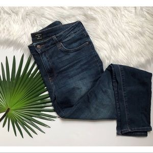 [Just Black] Dark Wash Skinny Jeans
